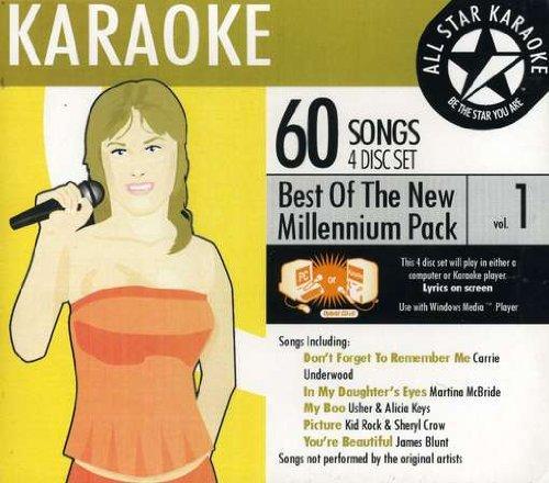 Karaoke: Best of the New Millennium Pack, Vol. (Pop Hits Karaoke)