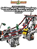 Review: Lego Marvel Superheroes Spider-Man: Web Warriors Ultimate Bridge Battle Review