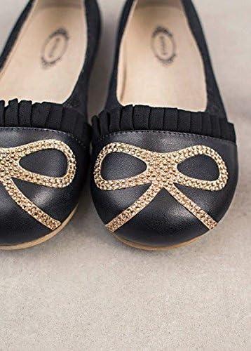 Joyfolie Pippa Shoes in Black