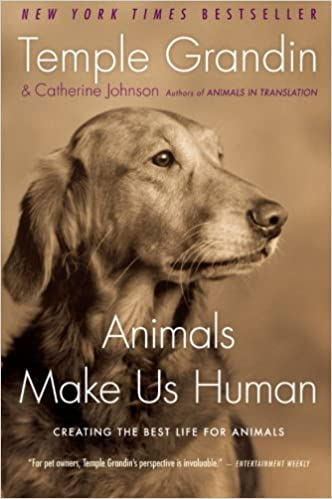 Animals Make Us Human: Temple Grandin: 8601300316116: Amazon