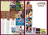 1941 Flickback DVD Greeting Card: Great for Birthday or Anniversary