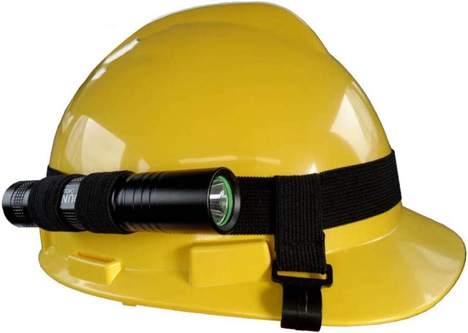 outdoor equipment Casco Protector de Rescate al Aire Libre, Casco de Seguridad de Emergencia con Linterna de luz Fuerte, Casco anticolisión para Rescate de terremoto de Emergencia ZDDAB