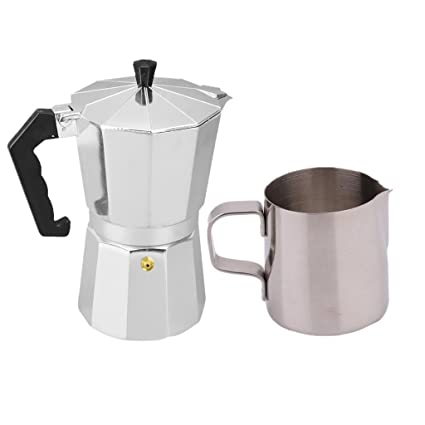 Amazon.com: MagiDeal Moka Pot Top Expresso Stove Percolator ...