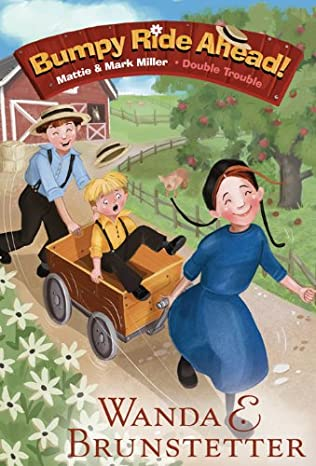 book cover of Bumpy Ride Ahead!