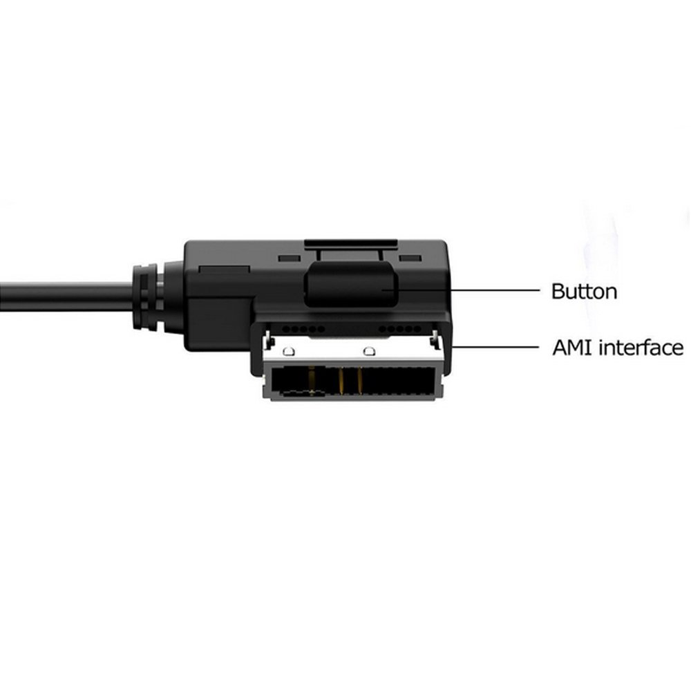 CHELINK Medien in AMI MDI Audio AUX USB Bluetooth-Adapter f/ür MMI 2G 3G System VW Audi A4 A6 Q5 Q7
