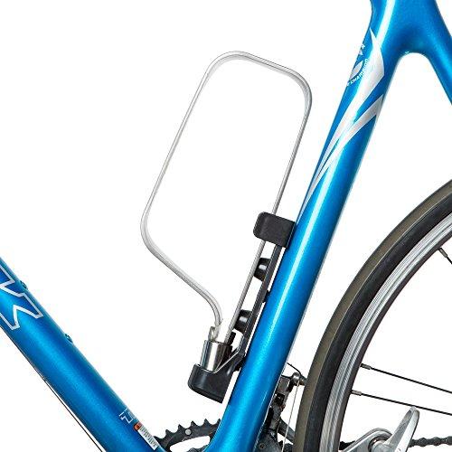 TiGr mini+ 2-Pack: 2 Bike Locks & 4 Keys (Keyed Alike) & 2 Mounting Clips by TiGr Lock (Image #2)