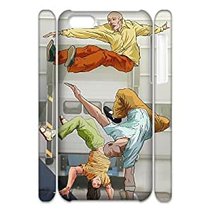YCHZH Phone case Of Hip Hop Cover Case For Iphone 4/4s