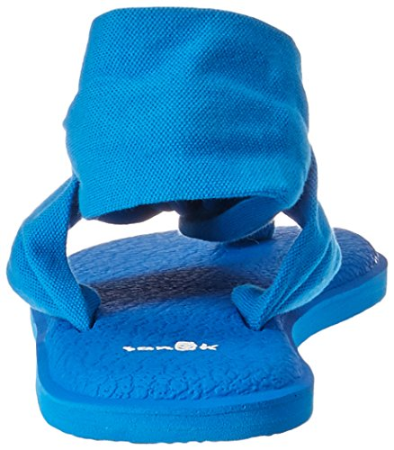 Tongs 2 Bleu Indigo Bunting Sanuk Sling Femme Yoga Ibnt Spectrum PwIBBq