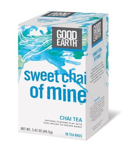 Good Earth Sweet Chai Count