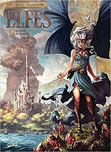 Elfes (23) : Le goût de la mort