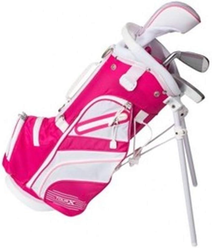 Merchants of Golf 20330 Golf Club Complete Sets, Pink