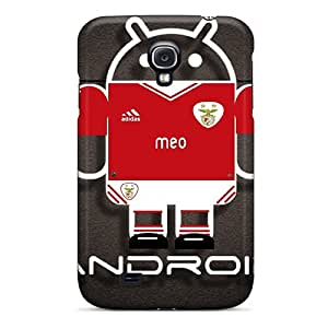 Galaxy S4 Case Cover Skin : Premium High Quality Benfica Android Case