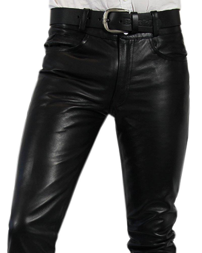Bockle Lederhose Lederjeans Lederr/öhre Tight Leather Jeans HIM