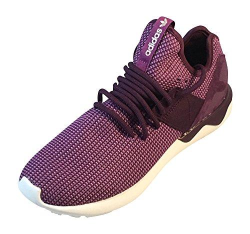 Adidas Donna Originale Runner Tubolare Sneaker Moda Merlot / Merlot