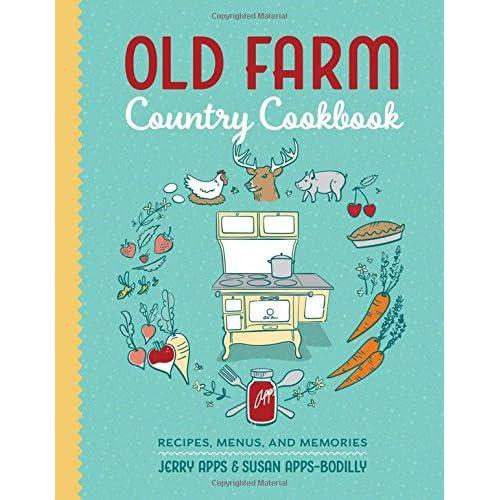 Grandmas Farm Country Cookbook (Country Life)