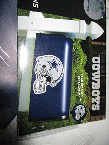 Cover Team Mailbox (Dallas Cowboys Mailbox Cover (Large))