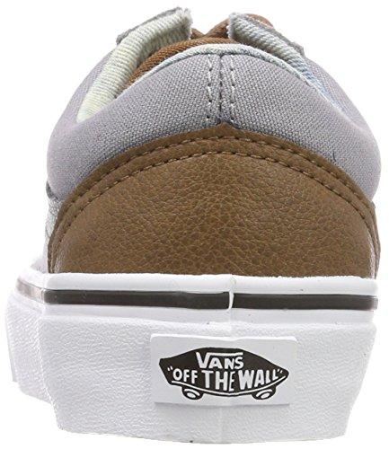 Grigio Old Vans Yellow Adulto Sneaker Unisex C Skool – wRwqTxZY
