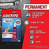 Loctite Threadlocker Red 271,0.20