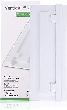 Soporte Vertical para Xbox One S Consola (Blanca): Amazon.es ...