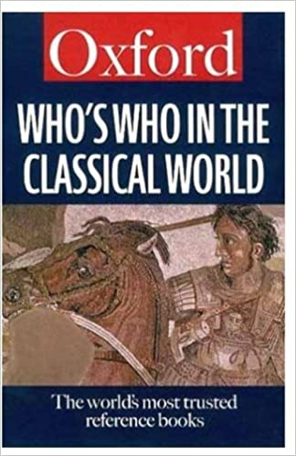 Whos Who in the Classical World Oxford Paperback Reference: Amazon.es: Hornblower, Simon, Spawforth, Antony: Libros en idiomas extranjeros