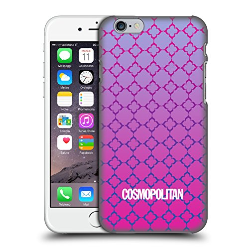 Official Cosmopolitan Ombre 8 Fun Summer Hard Back Case for Apple iPhone 6 / 6s