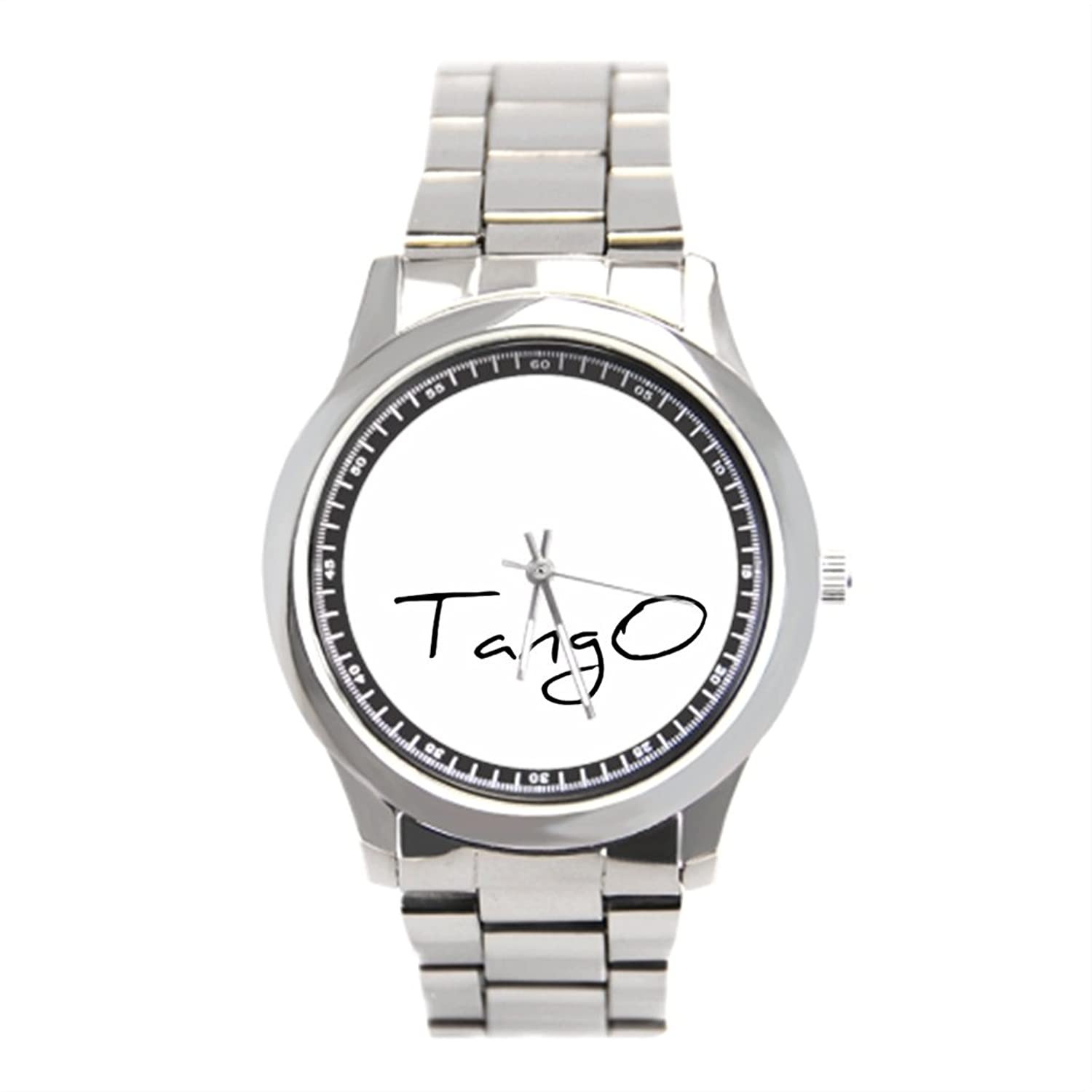 Amazon.com: Fatbeauty Stainless Steel Watches Argentine Tango Best Wrist Watches: Watches