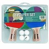 Franklin Sports 4-Player Varsity Set