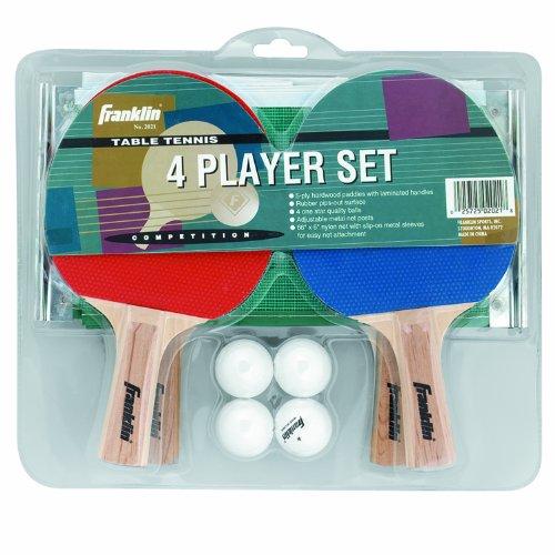 Franklin Sports 4-Player Varsity Set by Franklin Sports