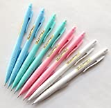 GANSSIA Colorful Series 0.5mm Mechanical Pencils + Eraser Top 8pc Deal