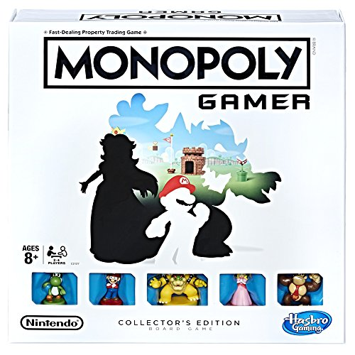 Monopoly Gamer Collector's Edition JungleDealsBlog.com