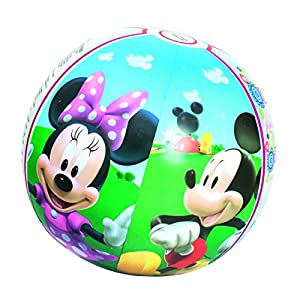 Bestway 91001 Wasserball Disney Mickey Mouse Clubhouse, 51 cm