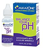 Alkazone AlkaZone Alkaline pH Booster Drops 1.25 oz (Pack of 2, 2.5 oz Total)