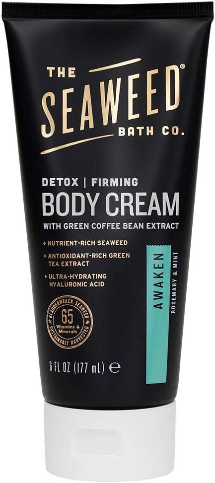 Seaweed Bath Crema para el cuerpo, desintoxicación de celulitis