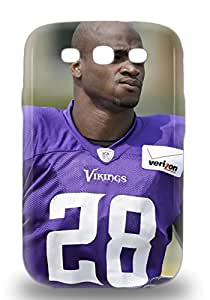 New Fashion Premium Tpu 3D PC Case Cover For Galaxy S3 NFL Minnesota Vikings Adrian Peterson #28 ( Custom Picture iPhone 6, iPhone 6 PLUS, iPhone 5, iPhone 5S, iPhone 5C, iPhone 4, iPhone 4S,Galaxy S6,Galaxy S5,Galaxy S4,Galaxy S3,Note 3,iPad Mini-Mini 2,iPad Air )