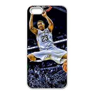 Diy Case for iPhone 5,5S ,Anthony Davis Customized case Fashion Style UN021398