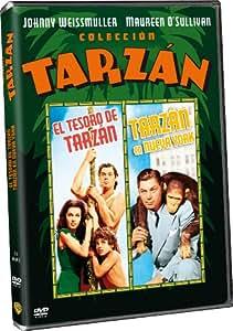Pack Colección Tarzán: El Tesoro De Tarzán + Tarzán En Nueva York [DVD]