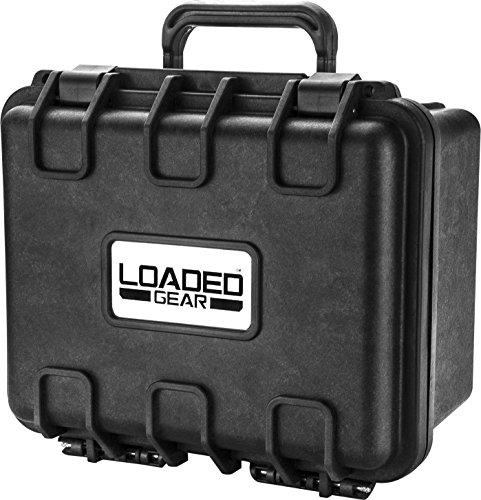 BARSKA Loaded Gear HD-150 Hard Case, Black