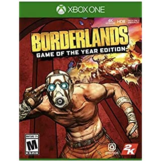 Borderlands Game of the Year Edition Xbox One (Physical Version)