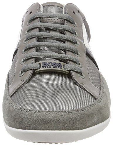 038 Spacit Sneaker Grau Herren Medium BOSS Grey BqUpYwn5