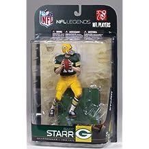 NFL Legends Series 5 Figure Bart Starr Green Bay Packers