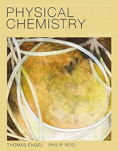 engel physical chemistry 3 3rd edition thomas engel philip reid rh amazon com Chemistry Study Guide physical chemistry thomas engel philip reid solution manual pdf