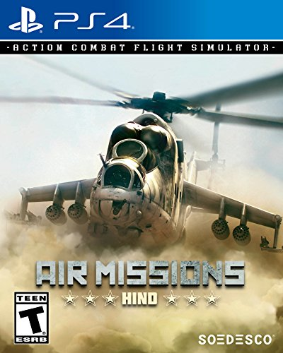 (Air Missions HIND  - PlayStation)