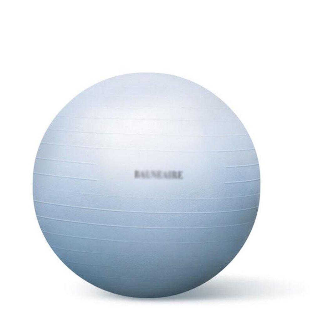 Wly&Home Gymnastikball - Professionelle Anti-Burst Yoga Fitness, Balance Ball Für Pilates, Yoga, Stabilitätstraining Und Physiotherapie