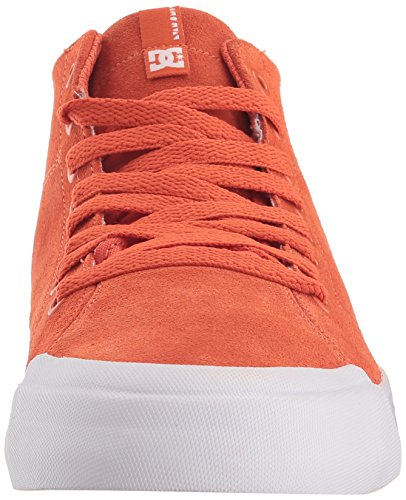 D Zero ADYS300423 Evan 8 DC Smith D Mens Size US Orange Hi XHzFSwxq