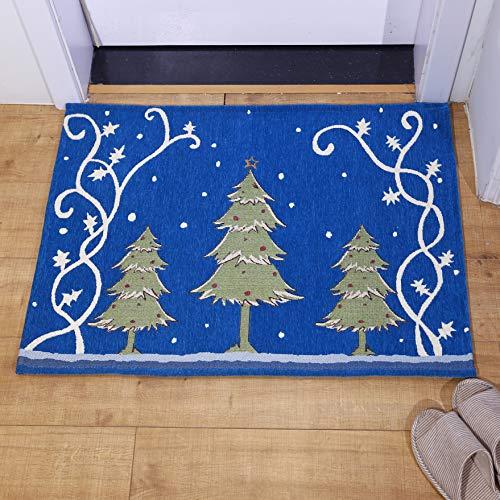 (AMIDA Door Mat Entryway Rug 2x3 for Home Decoration 24
