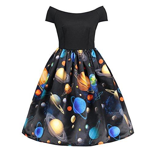 80s off the shoulder mini dress - 6