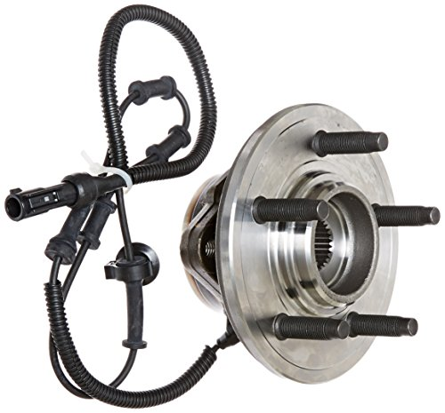 wheel hub ford explorer 2009 - 6