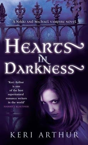 book cover of Hearts in Darkness