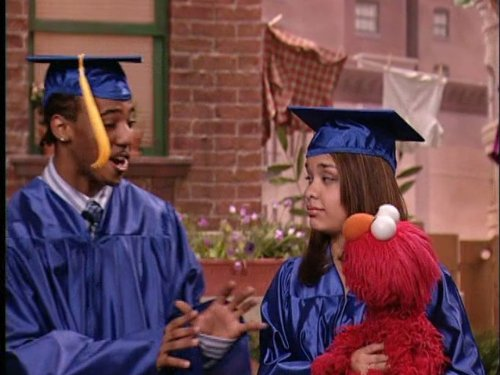 Gabi and Miles graduate from High School. Episode 4112 - Amazing Classroom