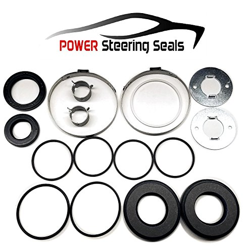 Power Steering Seals - Power Steering Rack and Pinion Seal Kit for Acura MDX